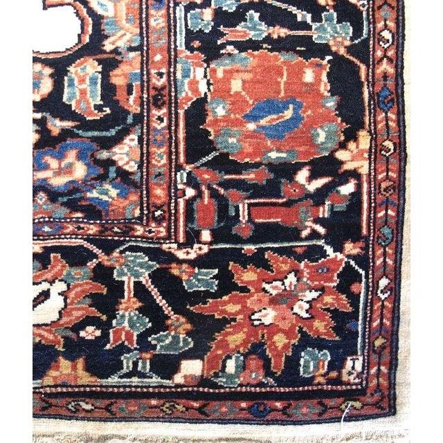Islamic Fine Fereghan Sarouk Rug For Sale - Image 3 of 5