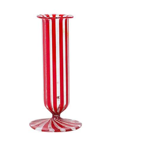 Bimini Austrian Art Glass Vase For Sale