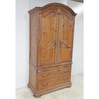 French Style Paneled Wardrobe Preview