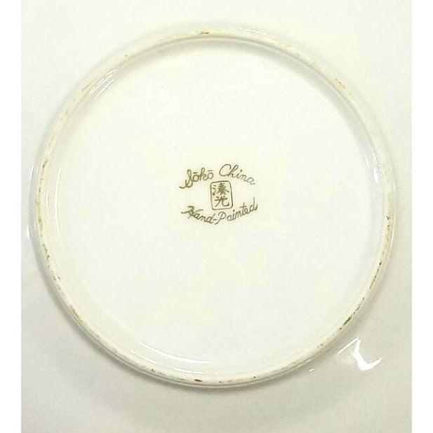 Vintage Fine China Porcelain Dining Plates - Set of 9 - Image 6 of 6