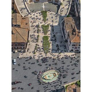 """""""Scalinata DI Trinità Dei Monti"""" Contemporary Limited Edition Fine Art Photograph Print by Bernhard Lang For Sale"""