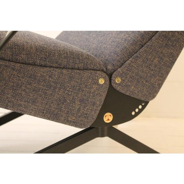 Osvaldo Borsani Lounge Chair P40 by Osvaldo Borsani for Tecno For Sale - Image 4 of 7