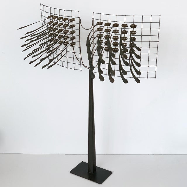Christoph Bollinger Abstract Kinetic Sculpture For Sale - Image 4 of 13