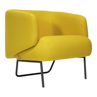 Mustard Modern Ambar Chair For Sale