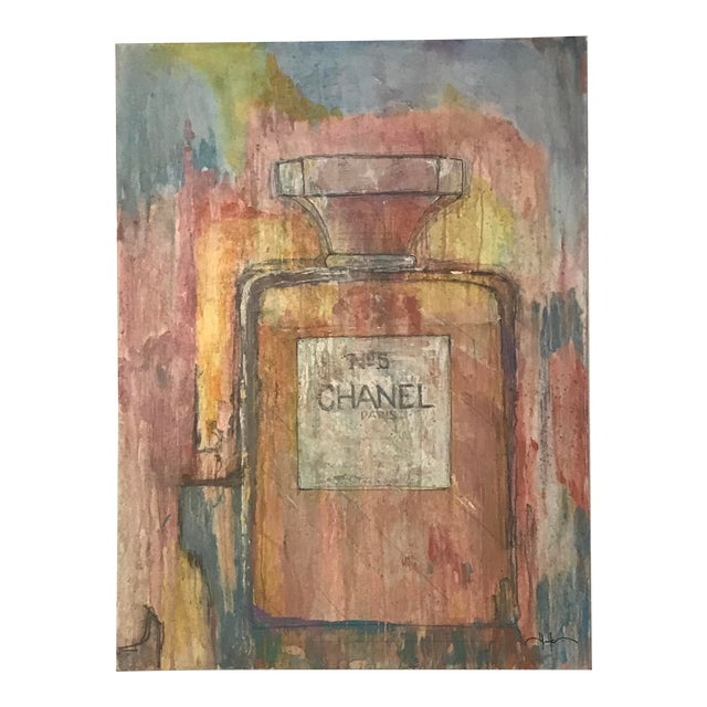 """""""Chanel"""" Painting by Allen Kerr For Sale"""