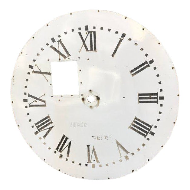 Clock Face For Sale