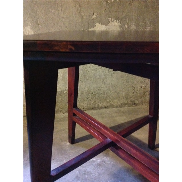 1950s Rotating Television Table - Image 7 of 9
