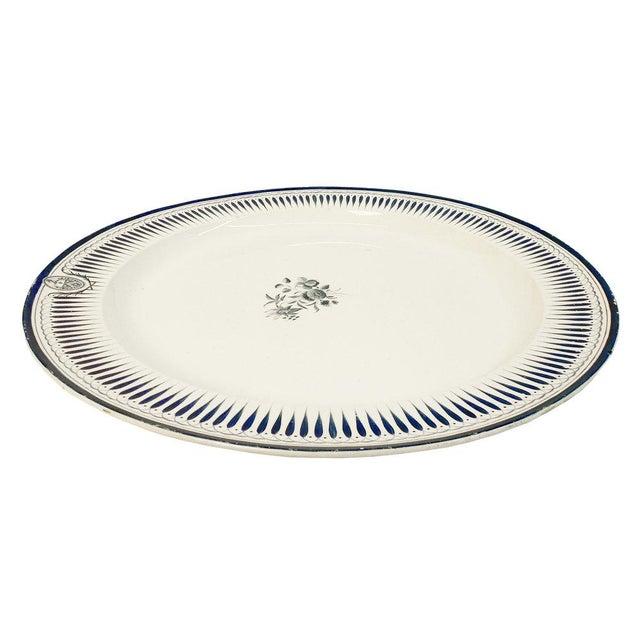 Large Wedgewood Serving Platter For Sale - Image 4 of 10