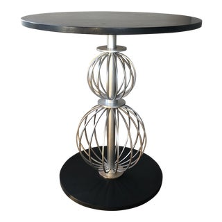 Barbara Barry Poodle Side Table For Sale