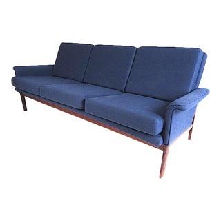 Vintage Danish Sofa by Finn Juhl for France & Son For Sale