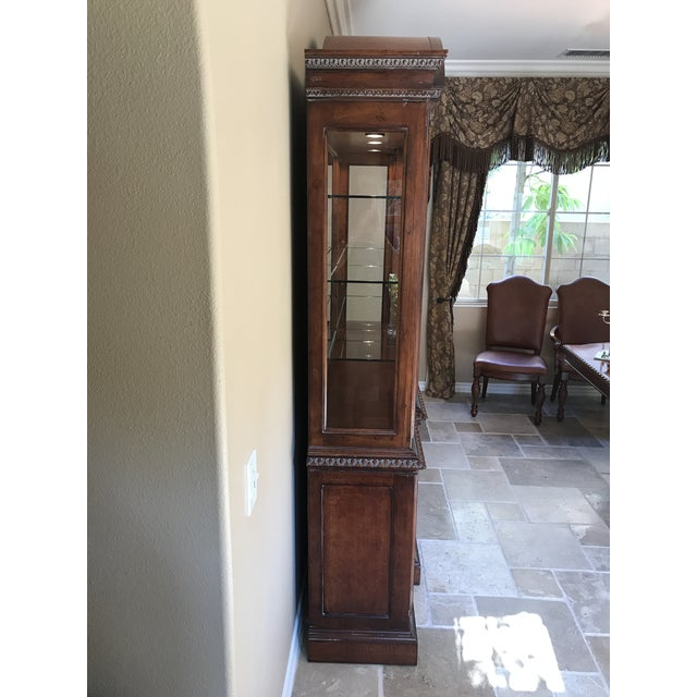 Hickory White Legends China Cabinet - Image 4 of 10