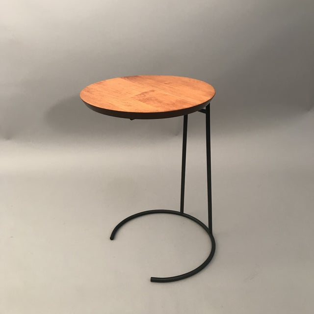 Mid-Century Modern Jens Risom Occasional Table For Sale - Image 3 of 5