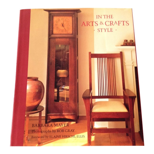 In the Arts and Crafts Style by Barbara Mayer For Sale