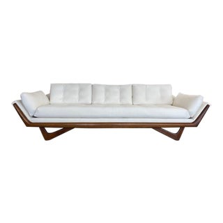Adrian Pearsall Gondola Sofa by Craft Associates For Sale