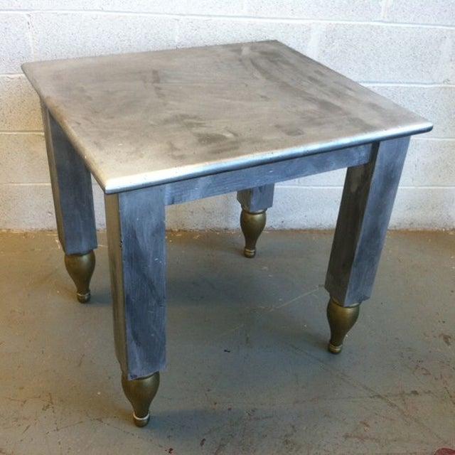 Oak SoHo Side Table - Image 2 of 4