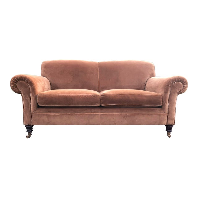 Swell George Smith Mohair Elverdon Sofa Inzonedesignstudio Interior Chair Design Inzonedesignstudiocom