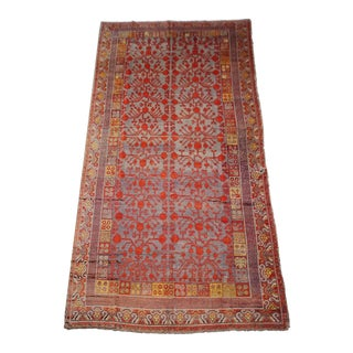 "Antique Khutan Rug-8'x15'5"" For Sale"