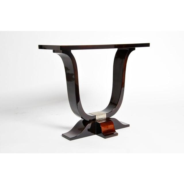 Art Deco Hungarian Art Deco Style Table For Sale - Image 3 of 11