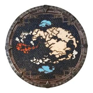 Hand Forged Aluminum Fantasy Map