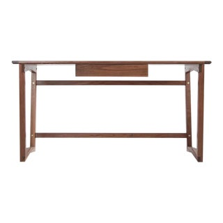 Handmade Walnut Desk