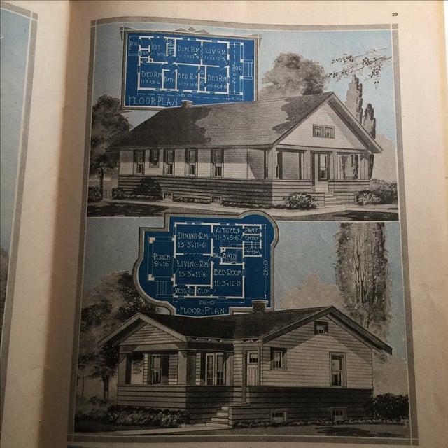 Home builder with blueprint plans 1919 mineola ny chairish home builder with blueprint plans 1919 mineola ny image 6 of 7 malvernweather Gallery