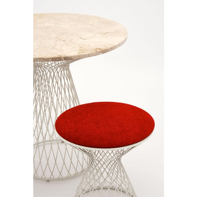 Modern Patricia Urquiola Garden Tables and Stools - Two Sets of 3 (6 Pieces) For Sale - Image 3 of 10