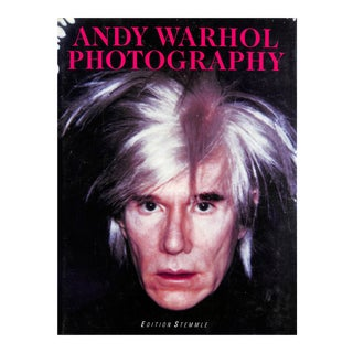 Andy Warhol Photography For Sale