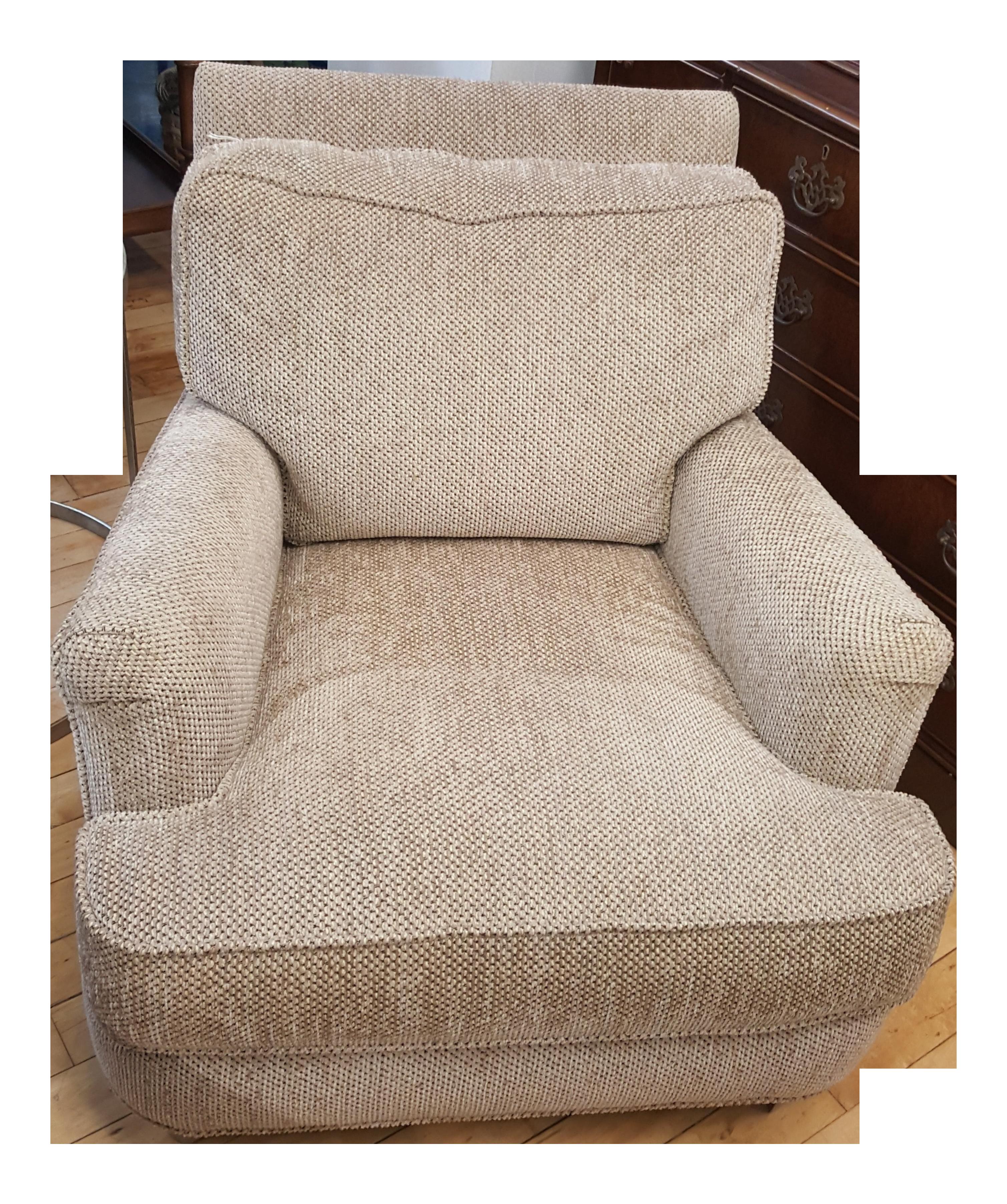 Contemporary Thayer Coggin Club Chair