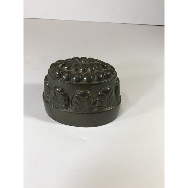 Antique Victorian 19 C Copper Jelly Cake Mold Gothic For Sale In Los Angeles - Image 6 of 12