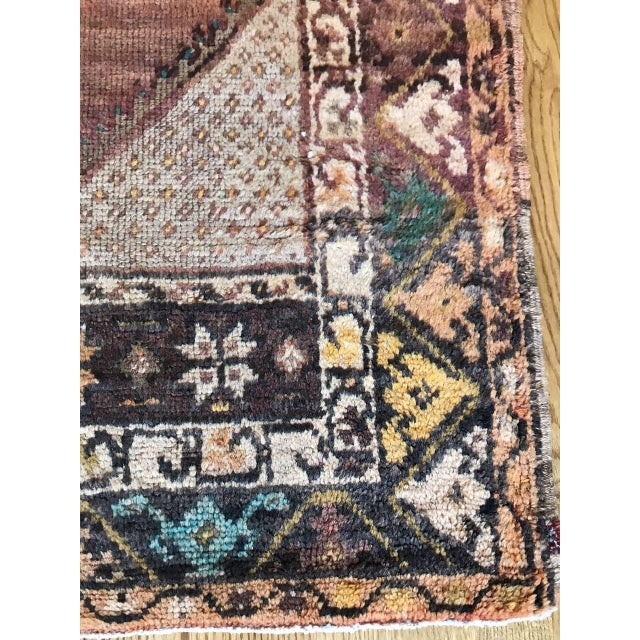 """Bellwether Rugs Turkish Patina """"Lo"""" Rug - 2′8″ × 3′11″ For Sale - Image 5 of 7"""
