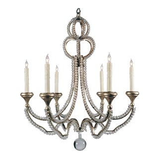 19th Century Inspired Original Niermann Weeks Danielli Chandelier For Sale