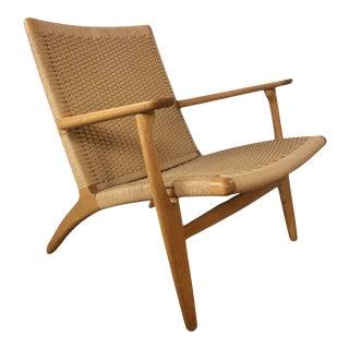 Ch25 Lounge Chair by Hans Wegner for Carl Hansen & Son For Sale