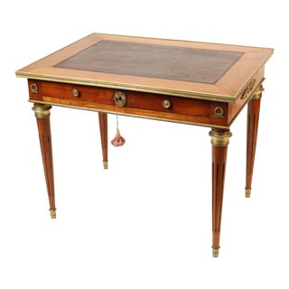 Louis XVI Style Writing Table For Sale