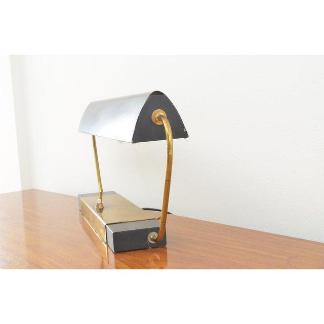 Italian Desk Lamp by Stilnovo For Sale In Phoenix - Image 6 of 7
