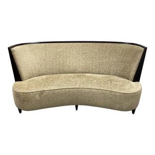 Donhgia Custom Borsalino Curved Sofa For Sale