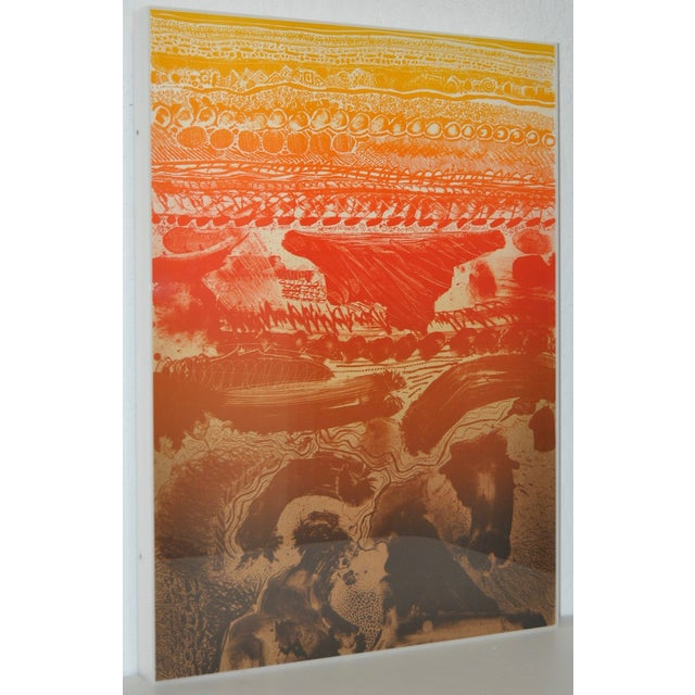 Arthur Secunda Double Lithograph C.1970s - Pair - Image 3 of 6