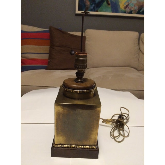 Frederick Cooper MCM Table Lamp - Image 3 of 7