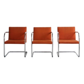 Mies Van Der Rohe Brno Chairs For Sale