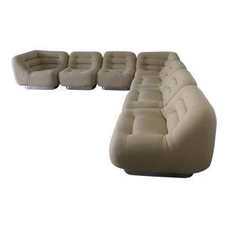 Mf Harty Stow Davis Tomorrow 7 Piece Modular Sofa For Sale