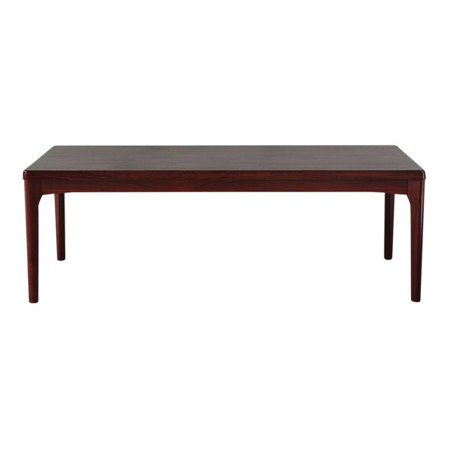 Danish Rosewood Coffee Table by Henning Kjaernulf - Image 1 of 4