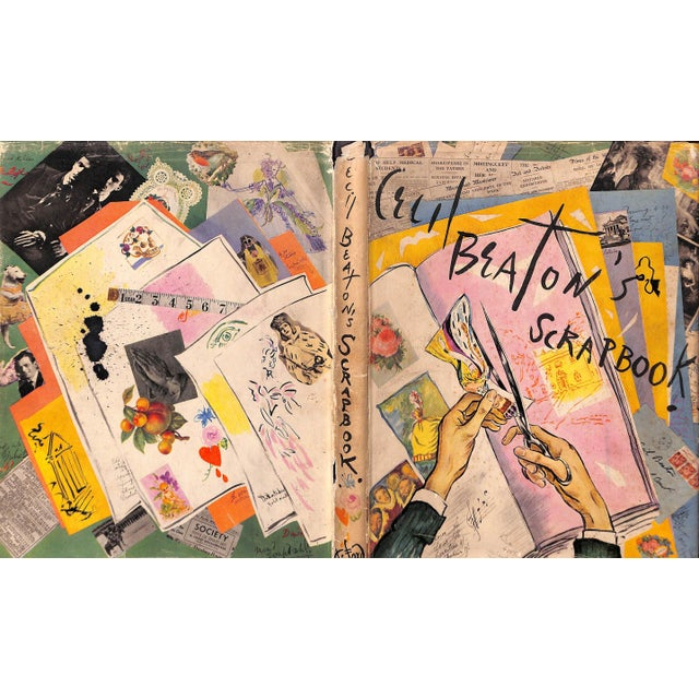Cecil Beaton's Scrapbook For Sale - Image 10 of 10