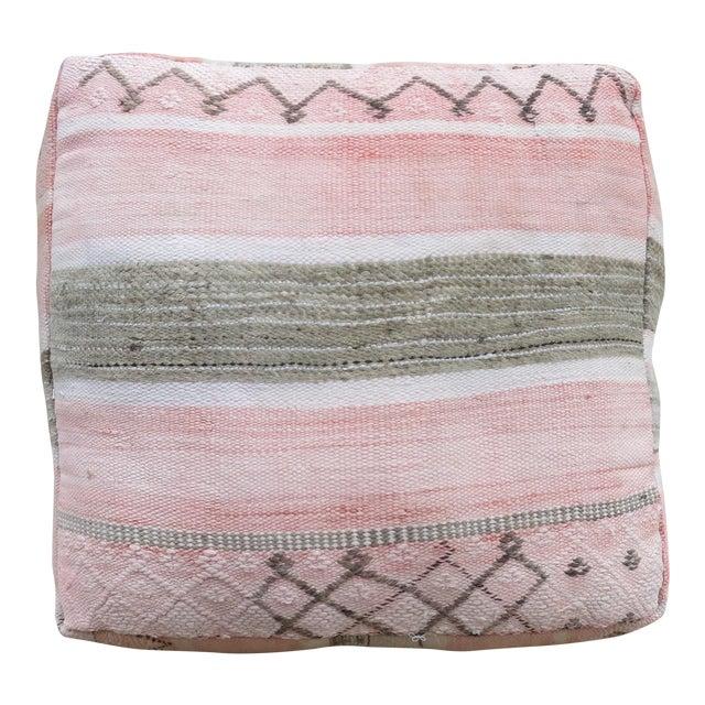 Moroccan Floor Pillow - Image 1 of 3