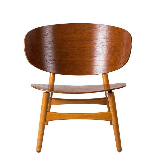 "Hans Wegner ""Shell"" Chair Model FH-1936 - Image 3 of 10"