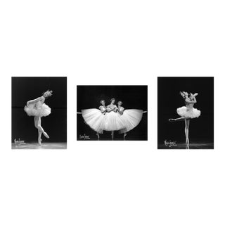 Ballerina Triptych Photographs by Maurice Seymour For Sale