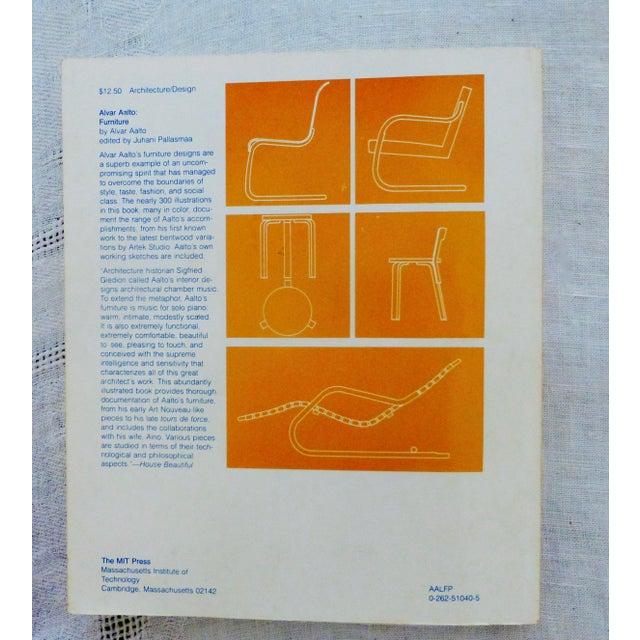 Alvar Aalto Furniture Book For Sale - Image 9 of 9