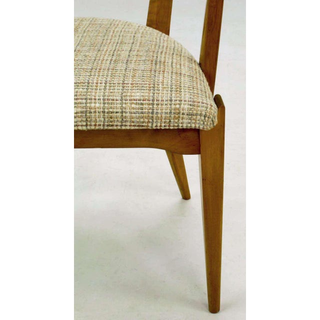Set Six Edmond Spence Swedish Dining Chairs For Sale - Image 9 of 11