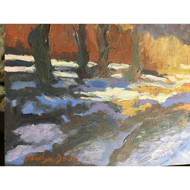 Jocelyn Davis Plein Air Painting - Image 10 of 11