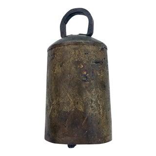 Vintage Rustic Metal Bell