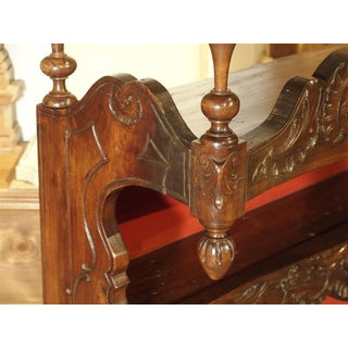 Antique French Walnut Wood Estagnier (Plate Rack) Preview