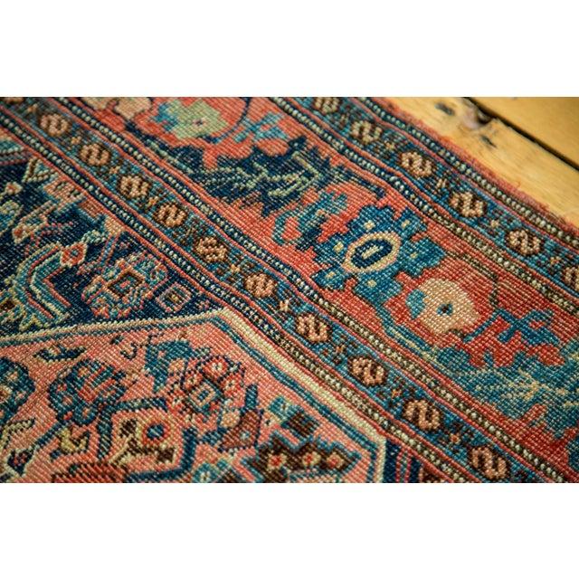 """Antique Persian Bijar Rug - 3'1"""" x 4'6"""" - Image 4 of 5"""
